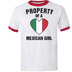 Property of a Mexican girl