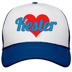 I love Kester