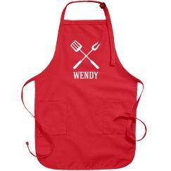 Wendy apron