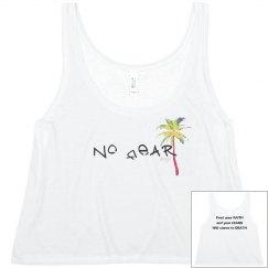 No Fear Shirt- Angel