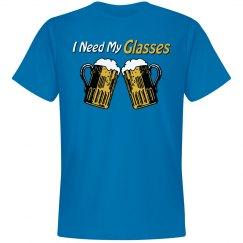 Beer Drinker Humor T-Shirt