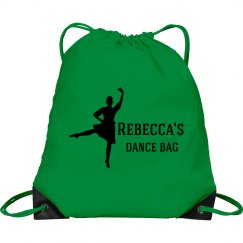 Dancing Drawstring Bags Girls