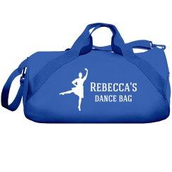Dancing Duffel Bag