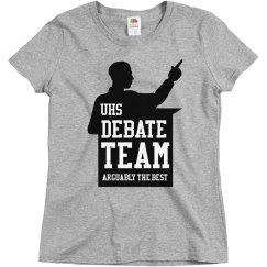 The Best Debate Team