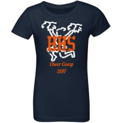 Youth Cheer Camp Shirt