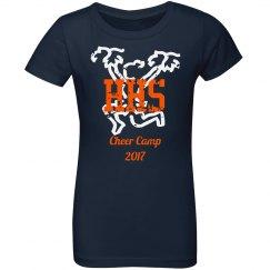 Youth Cheer Camp Shirt