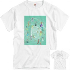Lots of Angels T-shirt