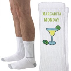 Margarita Monday Socks