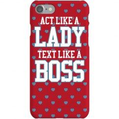 Text Like A Boss