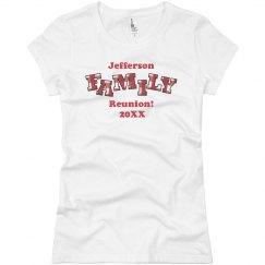 Jefferson Family Reunion