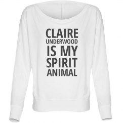 Spirit Animal Underwood