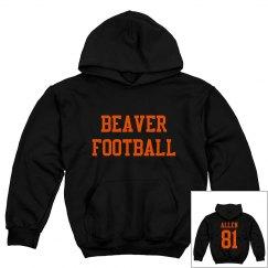 Youth Beaver Sweatshirt