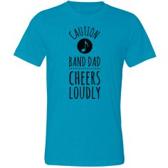 Band Dad Cheers Loudly