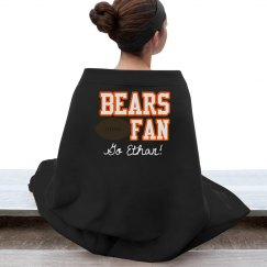 Custom Football Fan