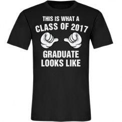 Class of 2017 Graduate