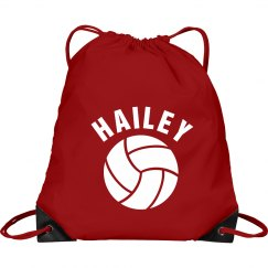 Hailey volleyball bag