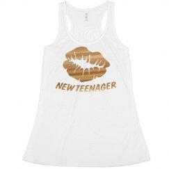 New Teen Crop Top