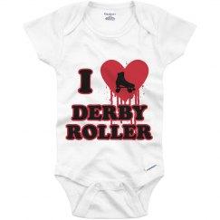 I Love Roller Derby