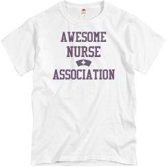 Awesome nurse assoc