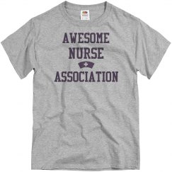 Awesome nurse assoc
