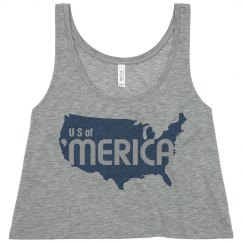 US of A 'Merica