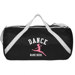 Custom Dancer Bag