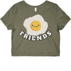 Eggs BFF Best Friends