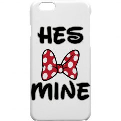 hes mine iphone 6 case