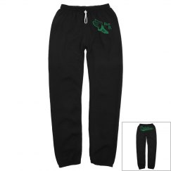 Dolphins- Track Sweats