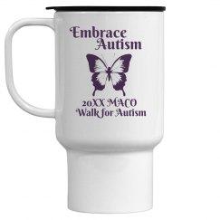 Embrace Autism Mug