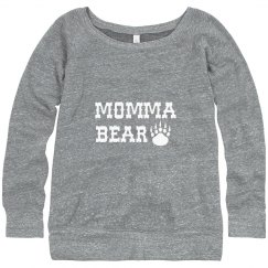 Momma Bear Sweatshirt