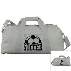 Soccer Duffel Bag
