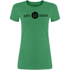 Geek & Chic Triblend T
