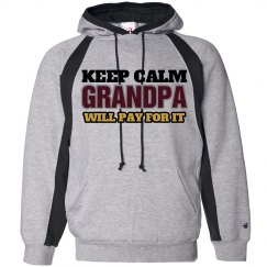 Grandpa will pay for it