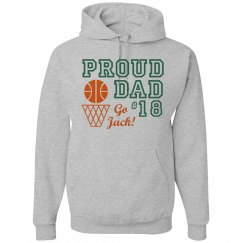 Proud Basketball Dad