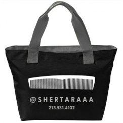 @SHERTARAAA TOTE BLACK