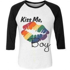 """Kiss Me, Boy""  LGBT"