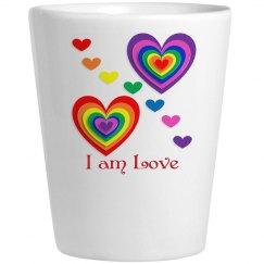 I am love mug