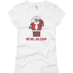 Ho Ho Oh Crap Christmas
