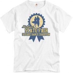Fair Square Dance Champ