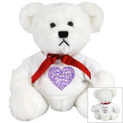 Personalized BFF Bear 2