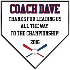 Coach's Homeplate 2