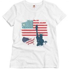 American freedom shirt