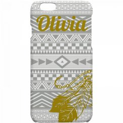 Tribal / Feather Phone Case