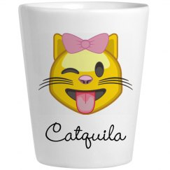 Catquila - Pink Bow