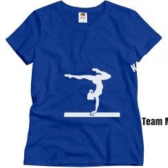 Kent Gymnastics Team Mom