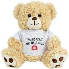 Needs a hug