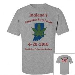 Indiana's Revolution F&B