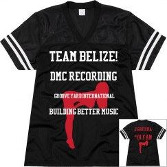 #1 Fan Team Belize