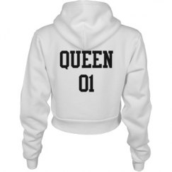 Cropped Queen Jacket 2
